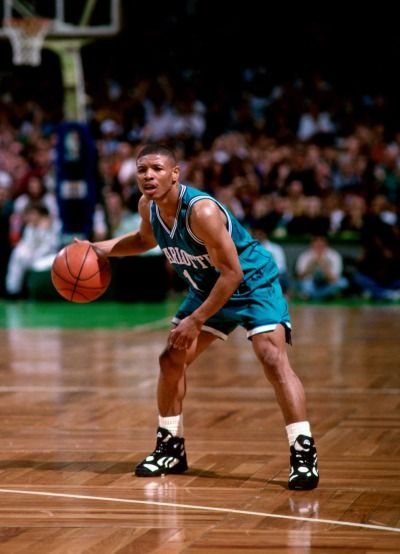 Muggsy Looks For The Pass, 1993.