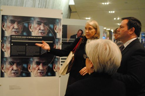 On Nov. 14th, 2013 an exhibition was inaugurated at the CWM commemorating life and legacy of Jan Karski, Polish underground courier, who wanted to make a difference in times of horror, who risked his life trying to stop the Holocaust. The exhibition will last until 29th November.