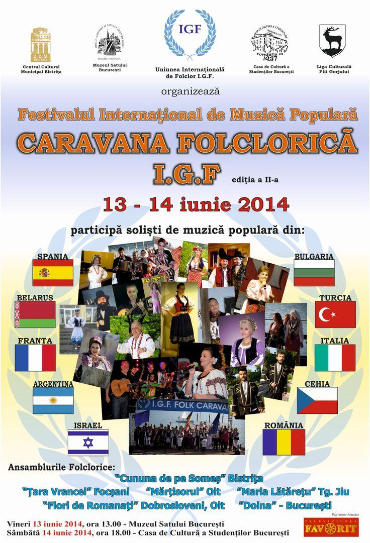 Caravana Folclorica IGF