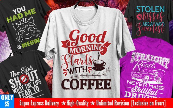 ad3c0bb4 Design super creative teespring t shirt for you by Sukumarbd4 | Dog ...