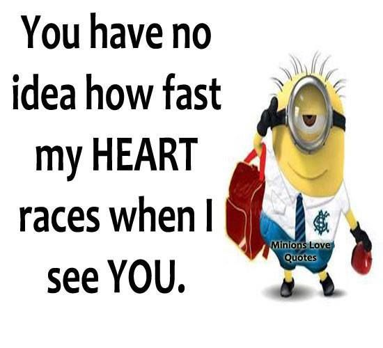 minion love quotes minions love minions 1 funny minion minions quotes ...