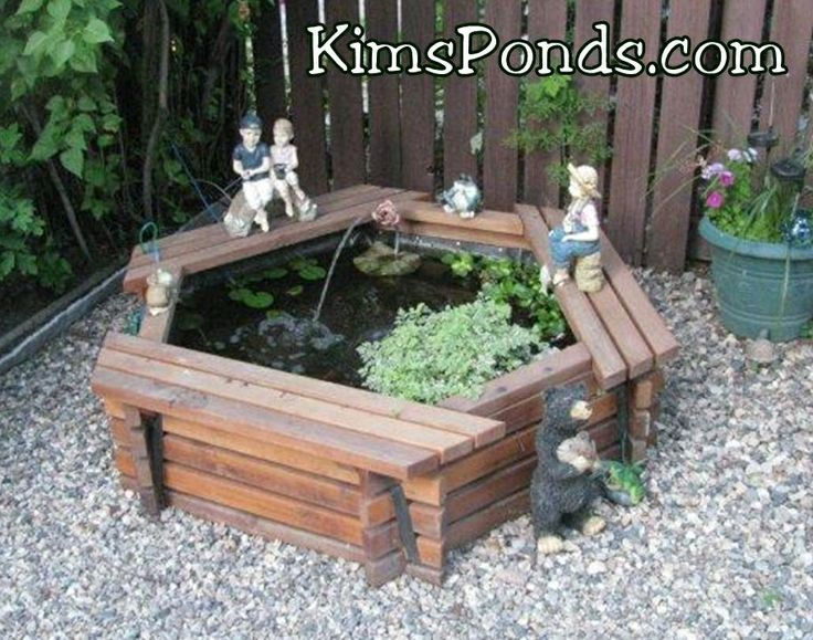 24 best images about kim 39 s ponds complete pond kits on for Outdoor pond kits