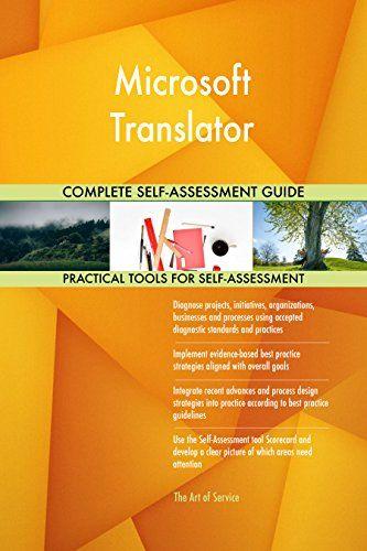Microsoft Translator Toolkit: best-practice templates, step