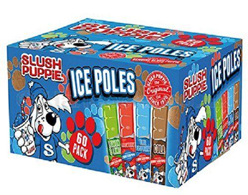 60 x 80ml Original Slush Puppie Ice Poles / Lollies for K... https://www.amazon.co.uk/dp/B01E7JRE7Q/ref=cm_sw_r_pi_dp_x_twCwybAKY0QRT