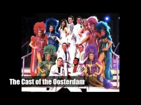 Oosterdam Cast Chat Video - A video I created to introduce the passengers onboard a HAL cruise ship to life backstage at sea.