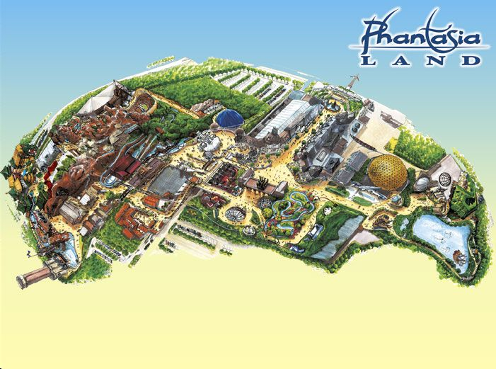 how do you feel about theme parks? Wild idea.
