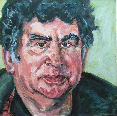 Saatchi Online Artist Andrea Araneda; Painting, Eduardo Cartes. Pintor. Punta Arenas #art