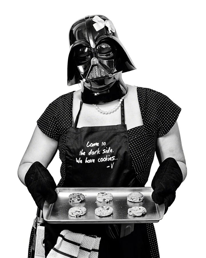 Come to the dark side. We have cookies... by John Mason - masonvisuals.com