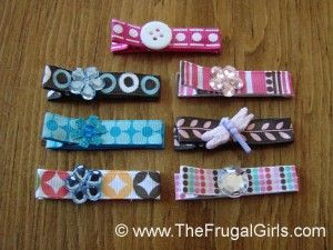 Little girls hairbows
