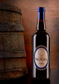 """Birra Nursia from the Benedictines in Norcia, article by @FatherZ """"Ut laetificet cor"""""""