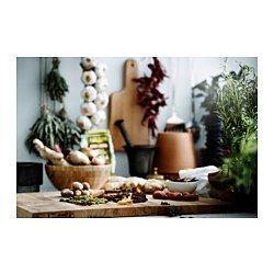 BLANDA MATT Saladier, bambou - IKEA