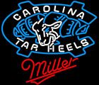 Miller Unc North Carolina Tar Heels Neon Sign, Miller with MLB Neon Signs | Beer with Sports Signs. Makes a great gift. High impact, eye catching, real glass tube neon sign. In stock. Ships in 5 days or less. Brand New Indoor Neon Sign. Neon Tube thickness is 9MM. All Neon Signs have 1 year warranty and 0% breakage guarantee.