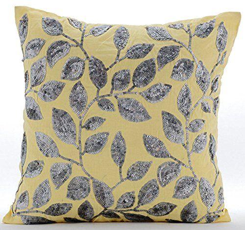 Handmade Yellow Pillows Cover, Modern Floral Cushion Cove... https://www.amazon.com/dp/B016H8Y5OU/ref=cm_sw_r_pi_dp_x_Jnmayb3N4W719