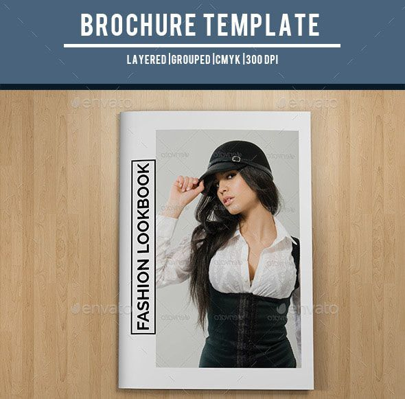 Fashion Design Brochure Template Download A Fashion Brochure