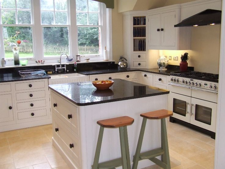 Bespoke Painted Kitchen   By The English Rose Kitchen Company  Www.the English