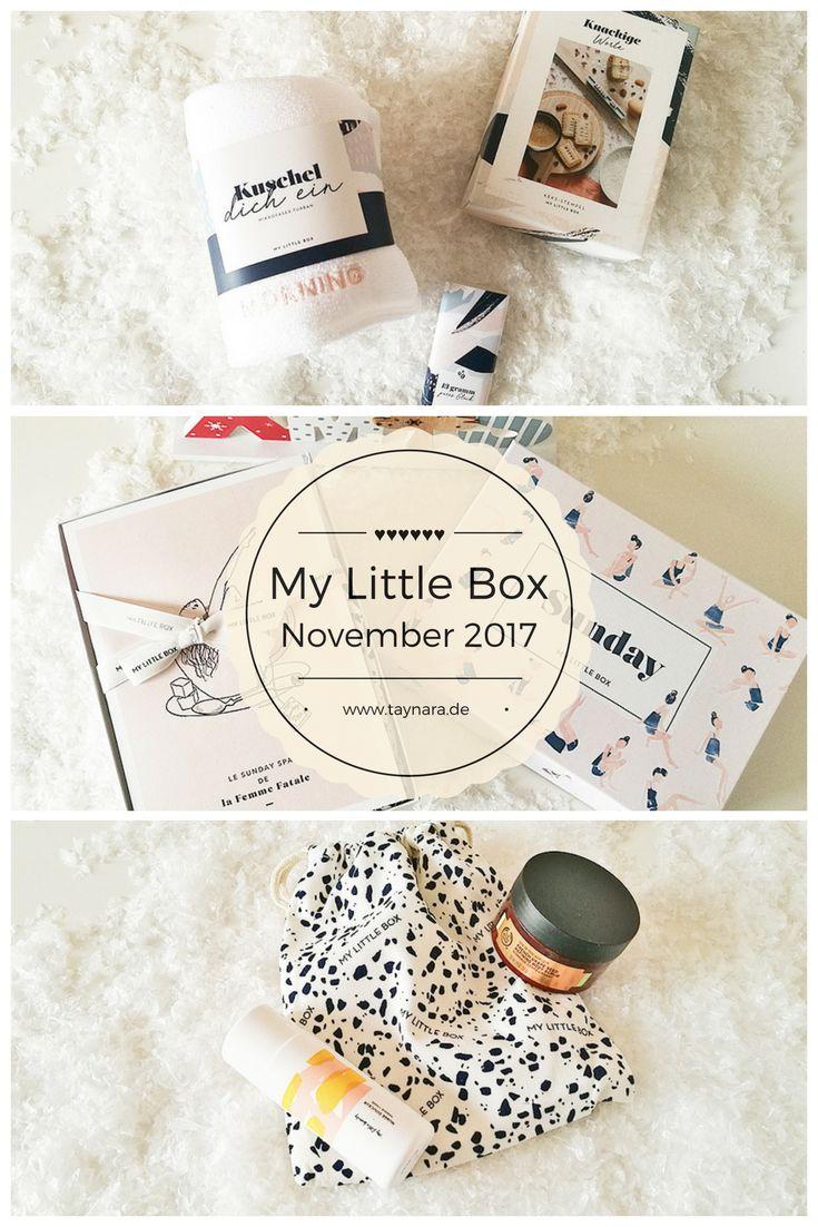 Die MyLittleBox bietet soviele Produkte aus dem Make-Up und Kosmetik Bereich. Jeden Monat erscheint die Box unter einem anderen Motto und verzaubert uns mit einem tollen Inhalt.