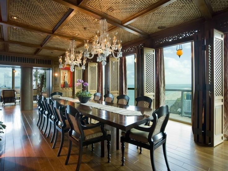 Take A Look At Seven Homes For Sale With Dining Spaces Sure To Satisfy Host