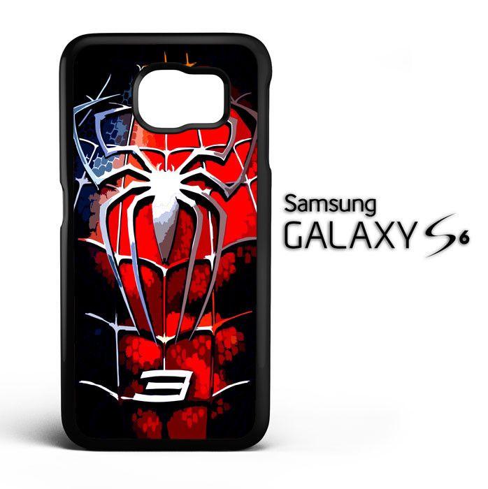 spder man 3 chest R0141 Samsung Galaxy S6 Case