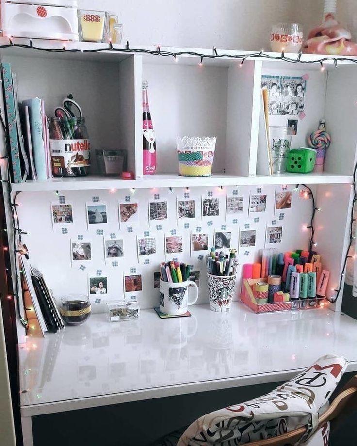 √ 42+ kostenlose DIY Schlafzimmer Schreibtisch I…