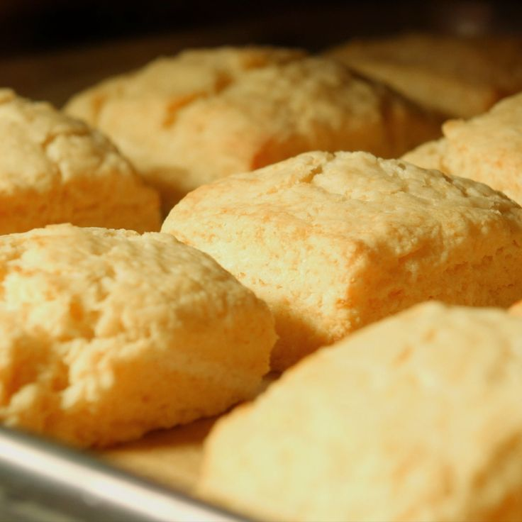 Recipe of the Day: Go-To Buttermilk Biscuits Chicken and biscuits, biscuits and jam, eggs and biscuits, biscuits and gravy — there's no denying the versatility of a fantastic biscuit. Everyone needs a simple go-to biscuit recipe, and this one fits the bill. These biscuits are light, buttery and ready in no time.