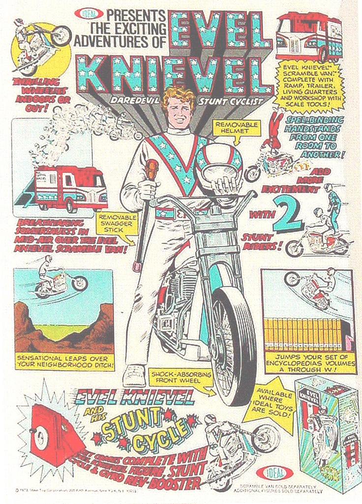 Knievel poster