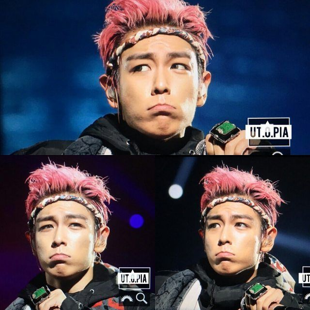 T.o.p omg, even his ears looks sad<<<< that XXDD