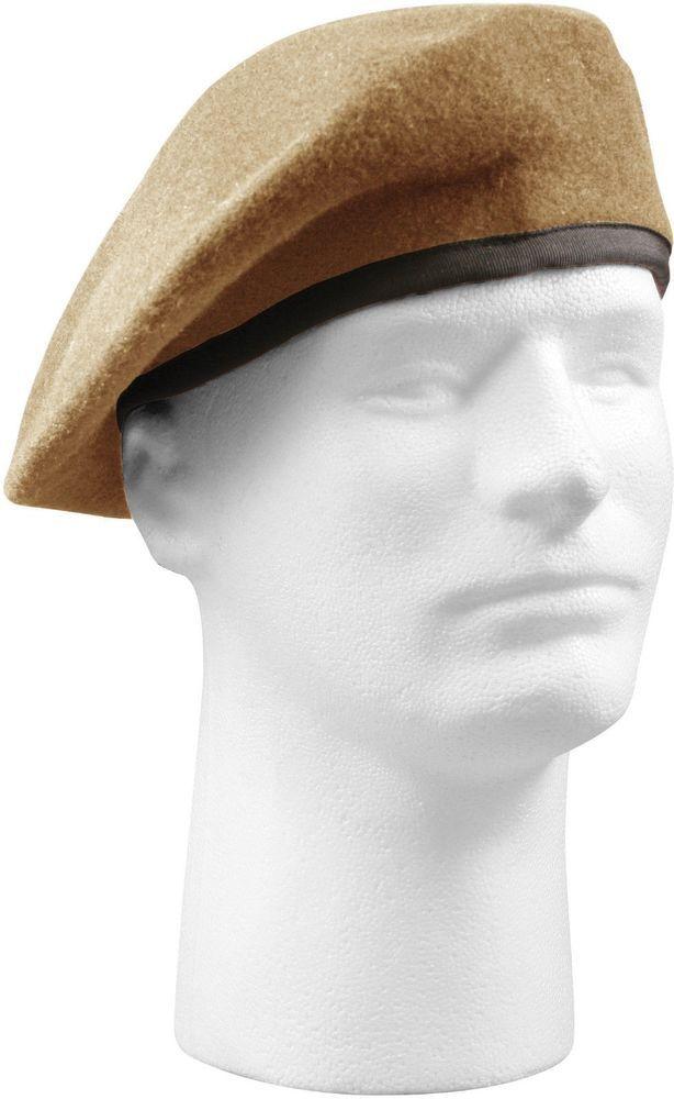 412723942bdf6 Unisex Military Army Soldier Hat Men Women Wool Beret Uniform Cap Classic  Artist  UnbrandedGeneric  ArmyCap