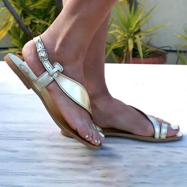 a6facc7df Casual Flip Flop Sandals Beach Shoes – nanashoe