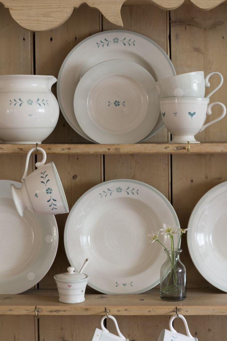 Susie Watson 'Gustavian' design. 4 pasta bowls please.