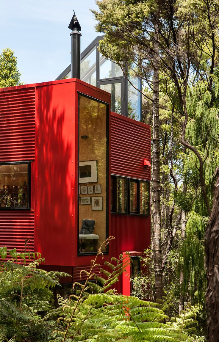 modern house colours nz Modern House
