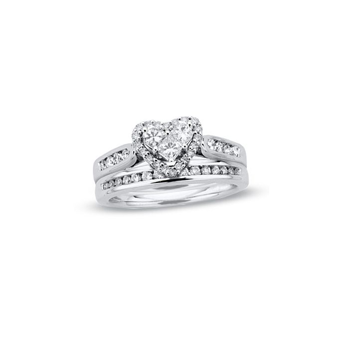 Heart Shaped Engagement Rings Accessory Love Ring Shapes