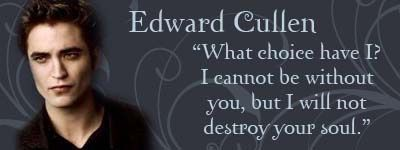 New Moon Quote Banners - Edward