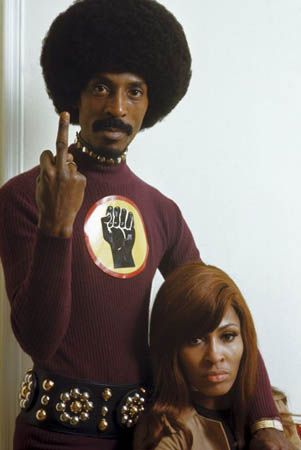 """Ike Turner 1931 - 2007 """"Ain't it part the woman's fault if she stays around and lets me hit her?"""" Passed away at the age of 76 from an accidental cocaine ovedose"""