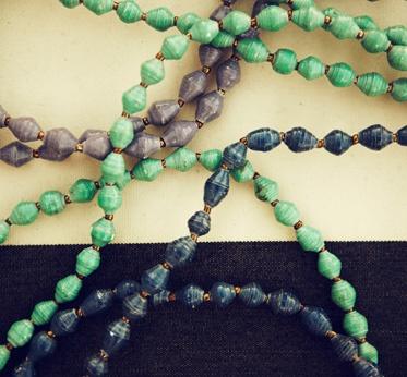 Love fair trade necklaces