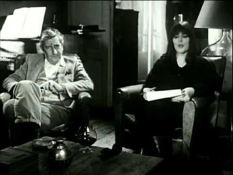 L'interview (1986) de Sylvain Roumette, avec Maurice Garrel et Nico