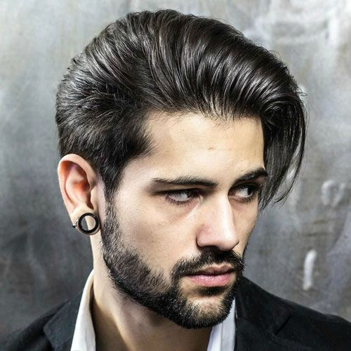 Sexy short hair styles for men