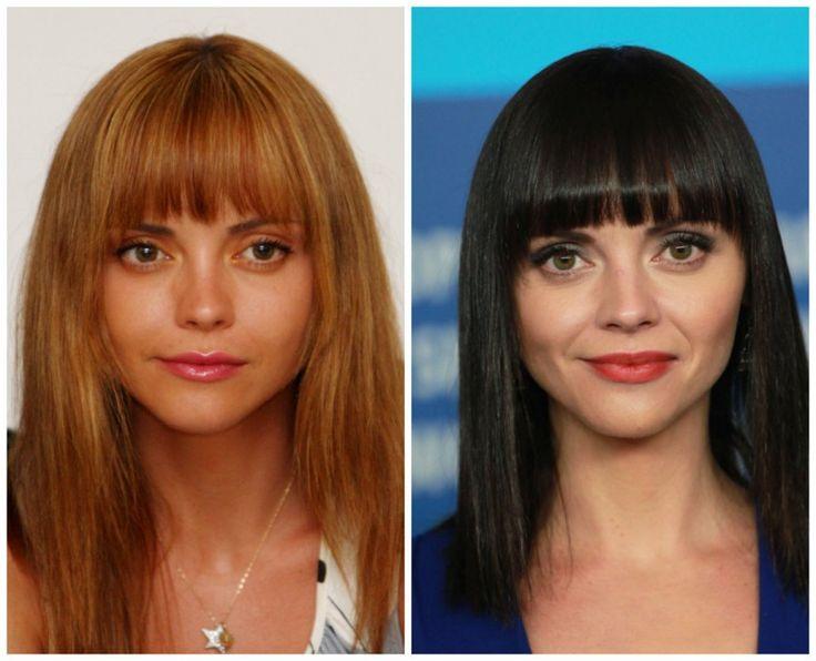 10 примеров того, как цвет волос меняет человека 3