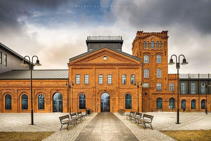Grohman Factory, Lodz Poland