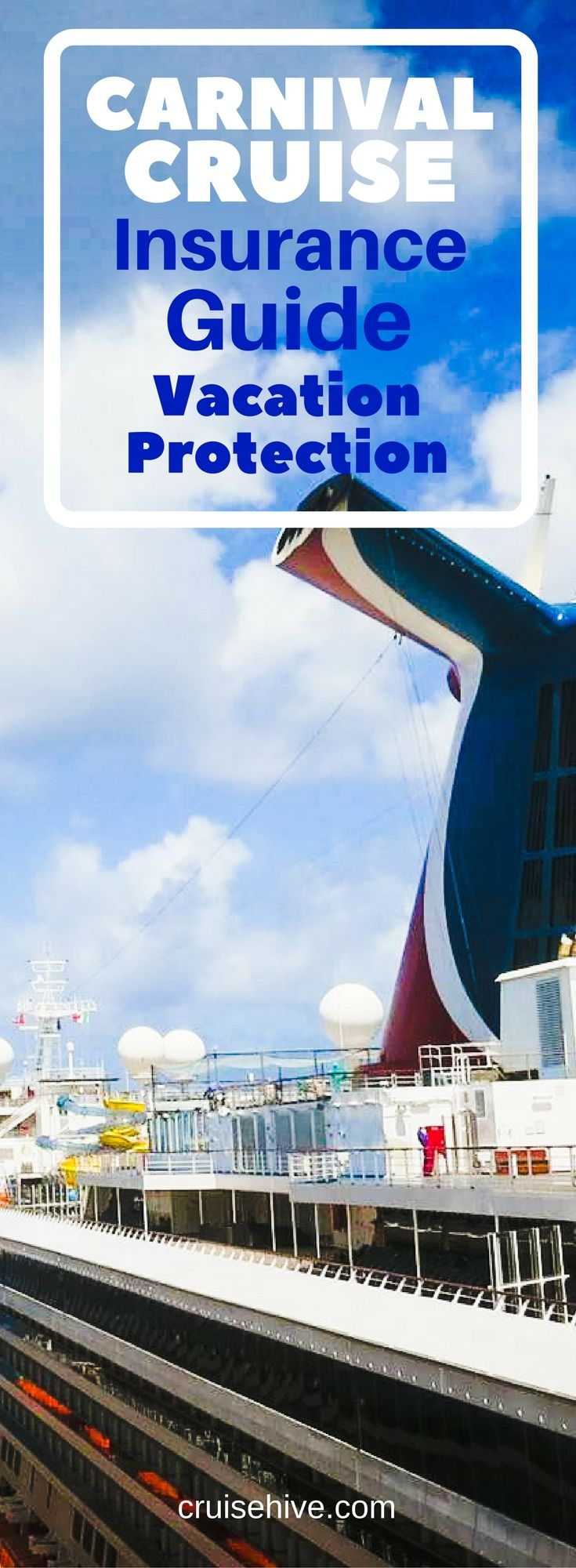 This guide takes a look at the Carnival cruise insurance cover. It aims to provide you with important information about it such as what it covers, benefits offered, and why you may need it. The guide also answers some of the most common questions asked about the cover.