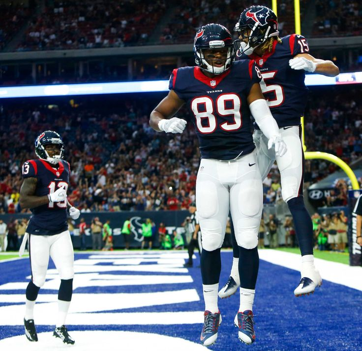 Texans rookie Stephen Anderson set to return vs. Colts