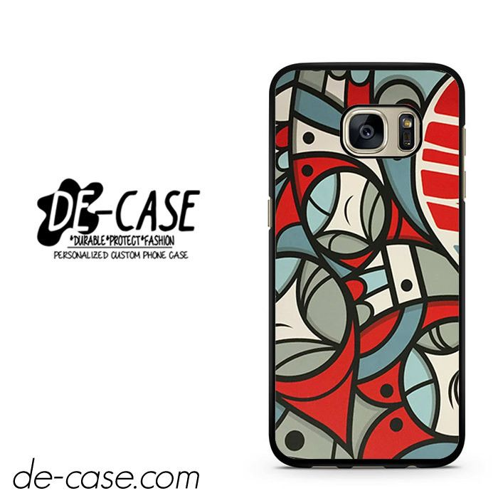 Alien Workshop Skateboard Pattern DEAL-586 Samsung Phonecase Cover For Samsung Galaxy S7 / S7 Edge