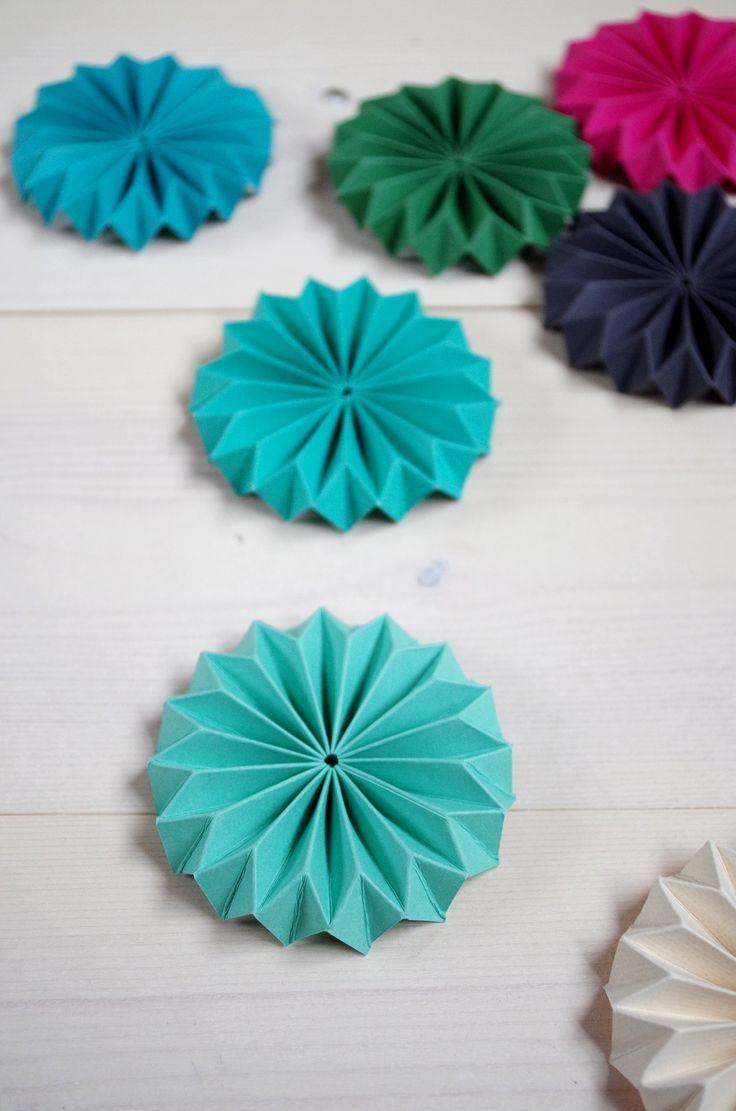 cocarde origami
