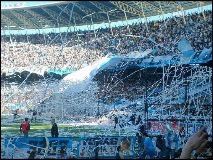Racing Club - La Guardia Imperial