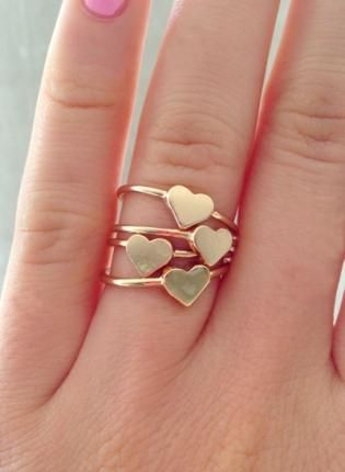 Gold Ring - Gold-Tone Thin Heart Shaped Ring http://www.ustrendy.com/store/product/88439/gold-tone-thin-heart-shaped-ring