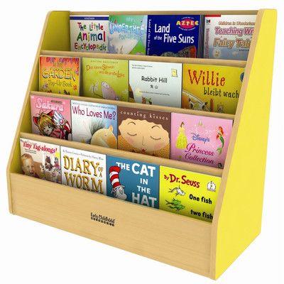 ECR4Kids Essentials™ Book Display Stand & Reviews | Wayfair Supply