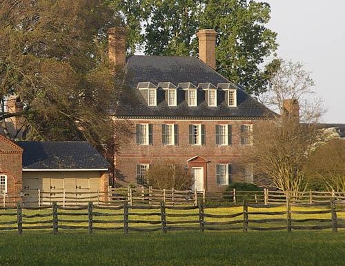 Carter's Grove, also known as Carter's Grove Plantation, is a 750 acre (3 km²) plantation located on the north shore of the James River in the Grove Community of southeastern James City County in the Virginia Peninsula area of the Hampton Roads region of Virginia in the United States.