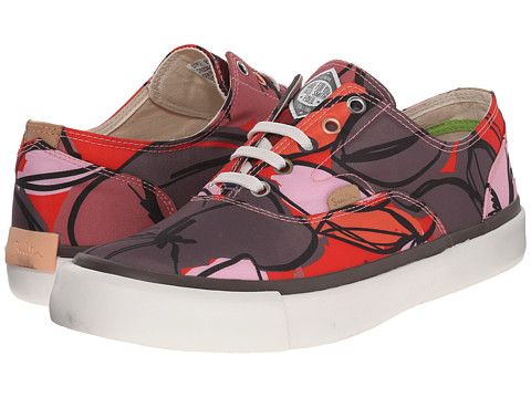 PAUL SMITH Balfour Floral Canvas Sneaker. #paulsmith #shoes #sneakers & athletic shoes