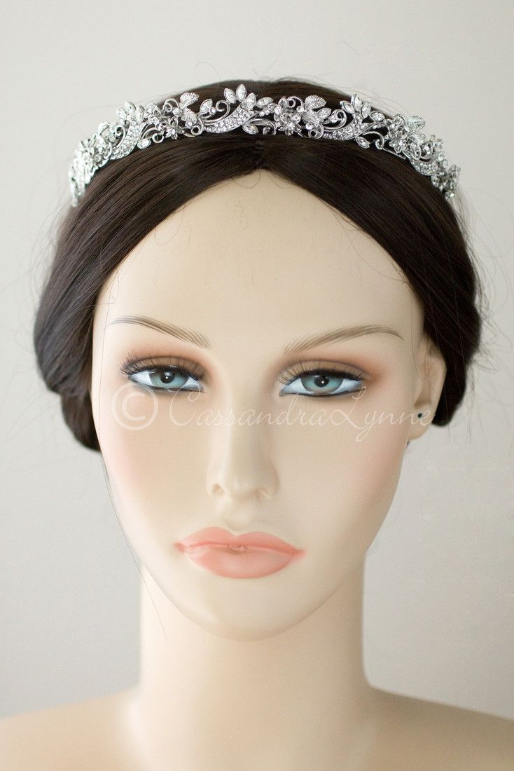 98 best Wedding Tiaras images on Pinterest | Wedding tiaras, Amy and ...