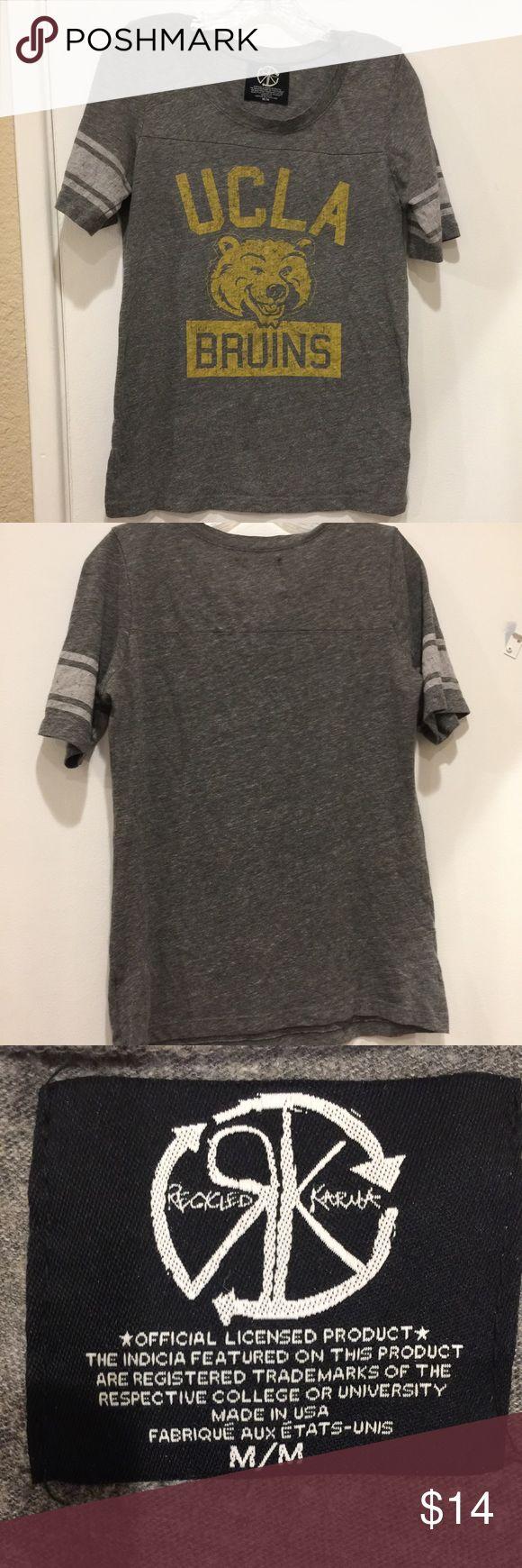 Women's UCLA Bruins Football Tee Shirt In very good condition ucla Tops Tees - Short Sleeve
