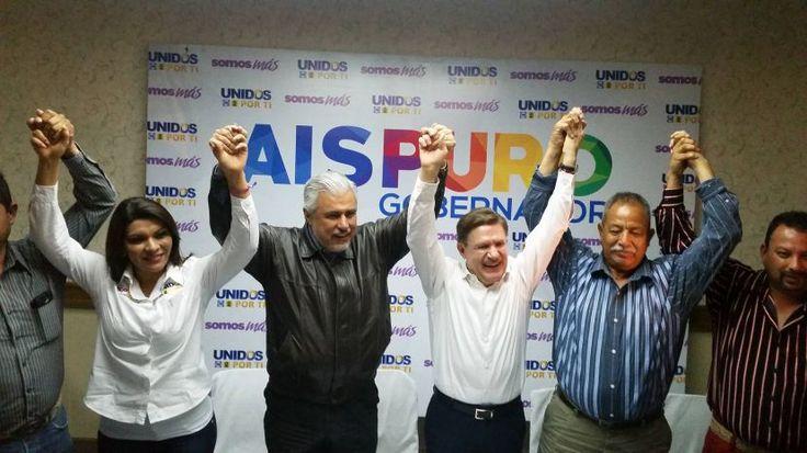 Ratifica la CNPA que va con José Rosas Aispuro en Durango